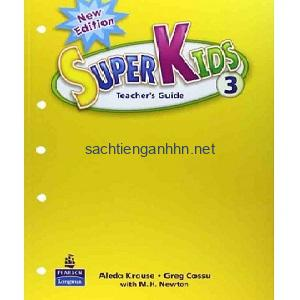 SuperKids 3 Teacher's Guide