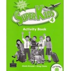 SuperKids 4 Activity Book