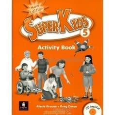 SuperKids 5 Activity Book