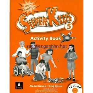 SuperKids 5 Activity Book