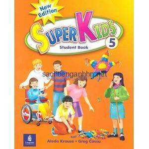 SuperKids 5 Student Book
