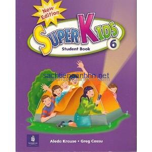 SuperKids 6 Student Book