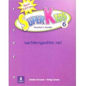 SuperKids 6 Teacher's Guide