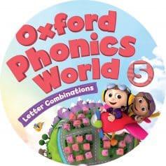 Oxford Phonics World 5 Class Audio CD2