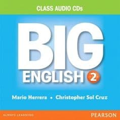 Big English (American English) 2 Class Audio CD A