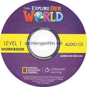 Explore Our World 1 Workbook Audio CD