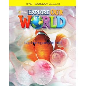 Explore Our World 1 Workbook