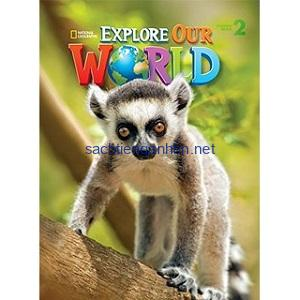 Explore Our World 2 Student Book