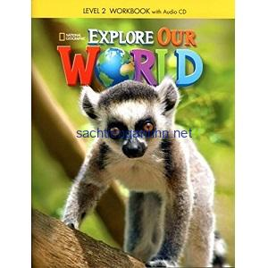 Explore Our World 2 Workbook