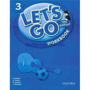 Let's Go 3 Workbook 4th Edition