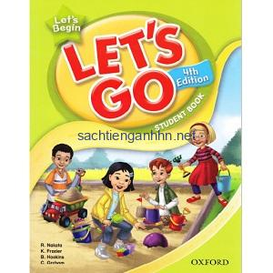 Let's Go Let's Begin Student Book 4th Edition