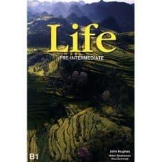 Life Pre-Intermediate B1 Student Book