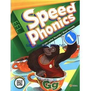 Speed Phonics 1 Student Book Single Letter Sounds/ Short Vowels