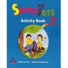 SuperTots 2 Activity Book