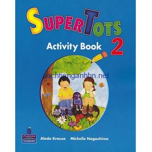 SuperTots 2 Activity Book