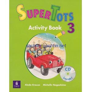 SuperTots 3 Activity Book
