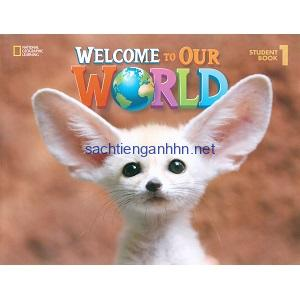 Welcome to Our World 1 Student Book