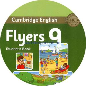 Cambridge YLE Tests Flyers 9 CD Audio