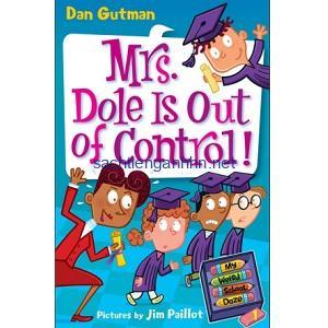 Dan Gutman – My Weird School Daze (7 items)