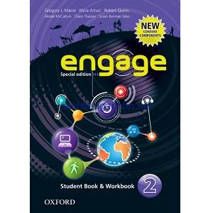 Engage Special Edition 2 Student Book and Workbook