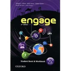 Engage 2nd Edition 2 Student Book Workbook