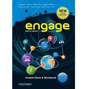 Engage Special Edition Starter Student Book and Workbook
