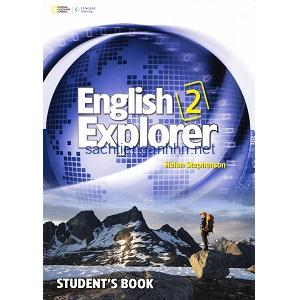 English Explorer 2 Student's Book