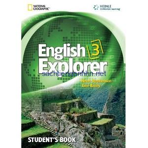 English Explorer 3 Student's Book