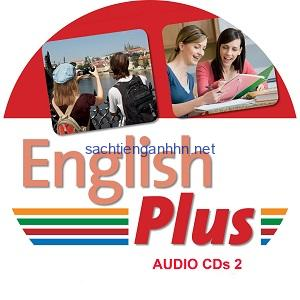 English Plus 2 Class Audio CD