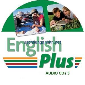 English Plus 3 Class Audio CD