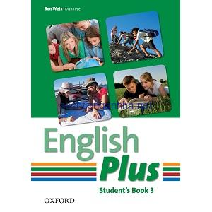 English Plus 3 Student's Book