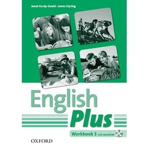 English Plus 3 Workbook