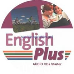 English Plus Starter Class Audio CD 2