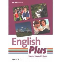 English Plus Starter Student Book