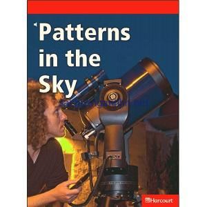 Harcourt Leveled Science Readers G2 PatternS in the Sky