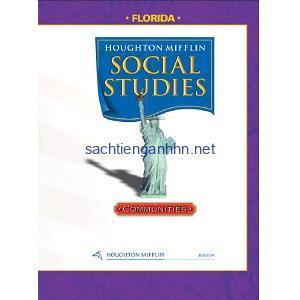 Houghton Mifflin Social Studies Grade 3