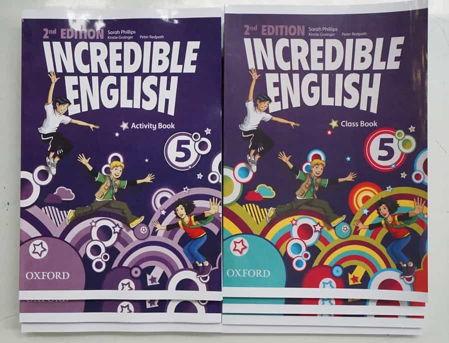 incredible-english-1-class-book-activity-book - Resources