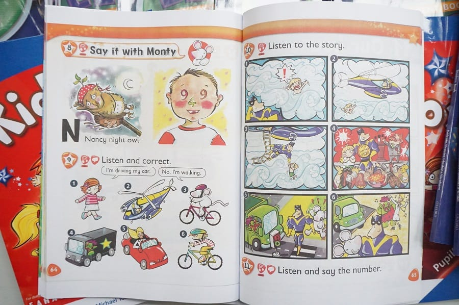 kids-box-1-pupils-book-5 - Resources for teaching and