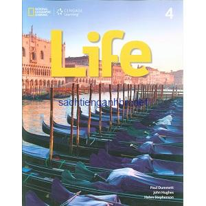 Life 4 Student Book