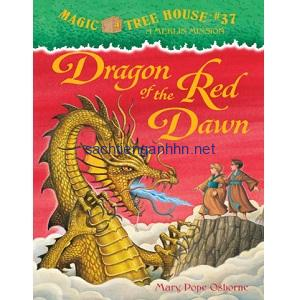 Mary Pope Osborne- Magic Tree House 37, Dragon of the Red Dawn