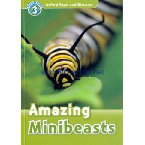 Oxford Read and Discover – L3 – Amazing Minibeasts