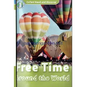 Oxford Read and Discover – L3 – Free Time Around the World