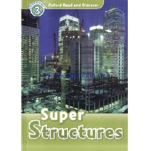 Oxford Read and Discover – L3 – Super Structures