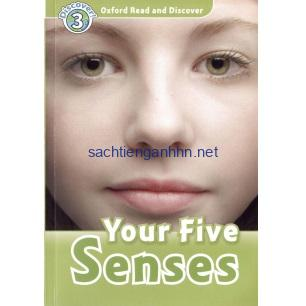Oxford Read and Discover - L3 - Your Five Senses