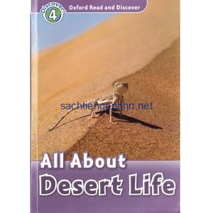Oxford Read and Discover – L4 – All About Desert Life