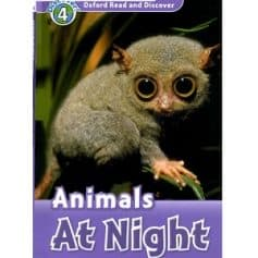 Oxford Read and Discover - L4 - Animals At Night Activity Book