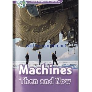 Oxford Read and Discover – L4 – Machines Then and Now