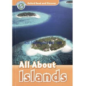 Oxford Read and Discover – L5 – All About Islands