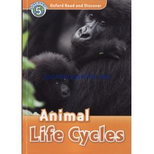 Oxford Read and Discover - L5 - Animal Life Cycles