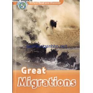 Oxford Read and Discover – L5 – Great Migrations
